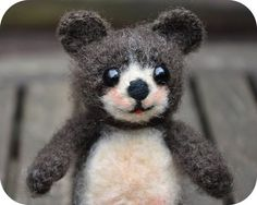 Free Pattern Amigurumi little bear Pom - have you ever seen such a cutie?