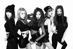 4minute photoshoot - Google Search