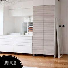 Vinilo decorativo de madera para armarios de dormitorios juveniles