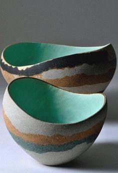 ❤️ Kerry Hastings ceramics (2010)