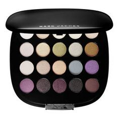 Marc Jacobs Beauty - The Free Spirit - Palette di 20 ombretti vellutati