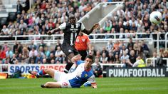 Newcastle 3 - 1 Rovers