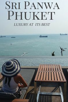 Sri Panwa Phuket: An absolutely gorgeous Luxury Resort. I  couldn't get myself to leave.