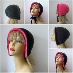 PLEASE NOTE THIS IS A PDF KNITTING PATTERN. IT IS NOT THE KNITTED ITEM. THIS IS NOT THE KNITTED ITEM. THIS IS A PATTERN TO KNIT THE HAT. THERE ARE NO REFUNDS. PDF Pattern #245 Josie Reversible Unisex Hat The Josie One Hat is super warm, easy to knit, and fun to wear. And it's