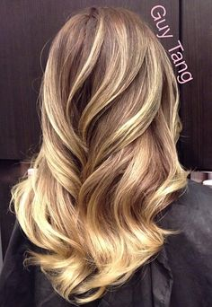 Gorgeous hair by Guy Tang