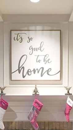 Trendy home sign fixer upper Ideas Wood Home Decor, Unique Home Decor, Diy Home Decor, Diy Signs, Home Signs, Fixer Upper, My Living Room, Living Room Decor, Trendy Home