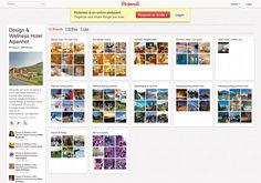 Design & Wellness Hotel Alpenhof http://pinterest.com/alpenhofflachau