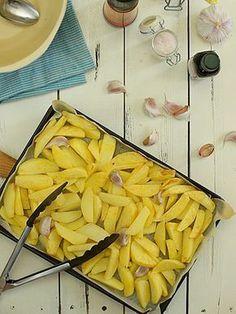 Frytki z piekarnika fit - ale nie mniej smaczne niż smażone na oleju :) - etap 6