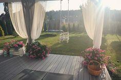 Modern Outdoor Furniture, Garden Furniture, Outdoor Decor, Outdoor Landscaping, Outdoor Gardens, Pergola, Beautiful Gardens, Outdoor Living, Exterior