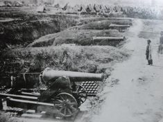 Actual war photo in chickamauga battlefield. Near 2000 Union soldiers from the battle were taken to Andersonville.
