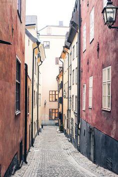 """travel-lusting: """" Stockholm, Sweden (by Anna) """""""