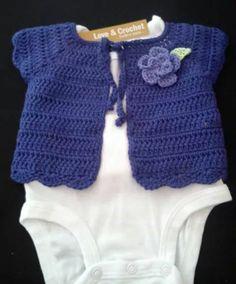 Bebé [] #<br/> # #For #Girls,<br/> # #Crochet #Cardigan,<br/> # #Crochet #Baby,<br/> # #Stitches,<br/> # #Crafts,<br/> # #Jackets #Point,<br/> # #Dresses,<br/> # #Crochet<br/>