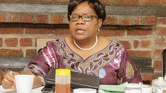 Mujuru berates 'insensitive' Grace - NewsDay FORMER Vice-President Joice Mujuru has described First Lady Grace Mugabe's unsolicited attack on war veteran Dickson (Cde Chinx) Chingaira's se