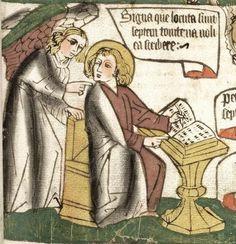 Biblia pauperum ; Apokalypse ; Bilder-Ars-moriendi (Blockbücher) — Mittelrhein/Südwestdeutschland,  Ende 15. Jh Cod. Pal. germ. 34 Folio 62r