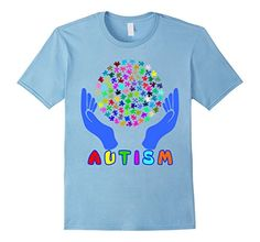 Men's 2017 Gifts Autism Awareness T Shirt Different Puzzl... https://www.amazon.com/dp/B06XVPDWTG/ref=cm_sw_r_pi_dp_x_Z-Y1ybG2ETQGD #AutismAwareness #autism #albaley