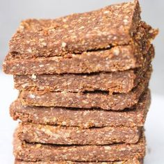 Easy Superfood Granola Bars