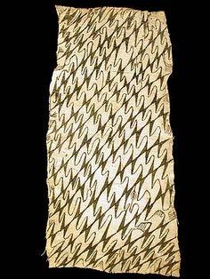 Mbuti Pygmy Bark Cloth 79