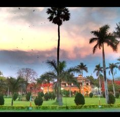 Aligarh Muslim University, Golf Courses