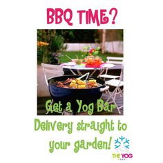 Having a BBQ today?? Why not order a Yog Bar dessert straight to your back garden! Call us to place your order and make your BBQ even better in this lovely weather!  #FroYo #frozenyogurt #theyogbar #bbq #weather #sun #sunshine #dessert #delivery #weekend #hoylake #westkirby #Liverpool #wirral by theyogbar