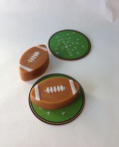 Football Soap - Superbowl Favor - Football Party Favor