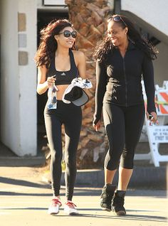 Celebrities Who Look Flawless Even in Dumpy Workout Clothes