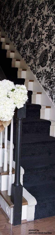 White Cottage, White Farmhouse, White Home Decor, Black Decor, The Brambles, Magnolia Plantation, Interior And Exterior, Interior Design, Southern Belle