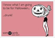 It's what I am every year for Halloween. And not on Halloween (;
