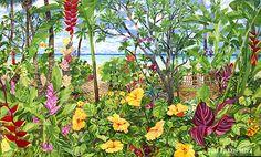 Art Shows - Eileen Seitz, original watercolor paintings, original ...