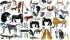 """Animals,"" by Laura Carlin"