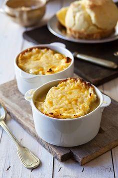 Divino Macaron: Sopa de Cebollas
