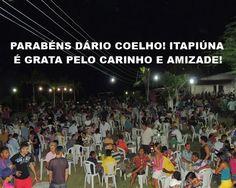 ITA NEWS: ANIVERSARIANTE DO DIA: DÁRIO COELHO!!