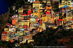 La Spezia, Italy - our stop before Cinque Terra