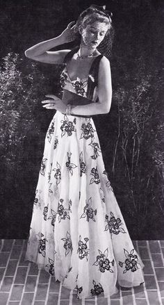 Elegant: Chanel 1937