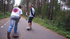 Longboard and skateboard Contest in Minsk, Belarus  Our trip to minsk, in august 2014