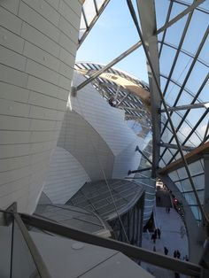 The Fondation Louis Vuitton (or Louis Vuitton Foundation for Creation), designed by renowned architect Frank Gehry, opened its doors to the general public a week after its official inauguration by French President François Hollande and Bernard Arnault, CEO of luxury brand group LVMH and the mastermind behind the project.