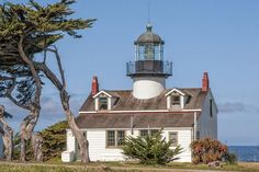 Jewels of the California Coastline: 16 Stunning Lighthouses You Can Visit: Point Pinos Lighthouse
