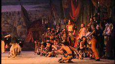 Polovstian Dances, Borodin, Prince Igor. Full Version HQ  Stranger in Paradise taken from this lovely music.....