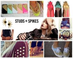 2013 Trend:  Studs & Spikes  - starting to get old to me