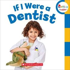 Helps young readers understand what a visit to the dentist is like.