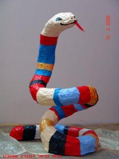 """Colorfull Snake"" by Galit Harel Danenberg"