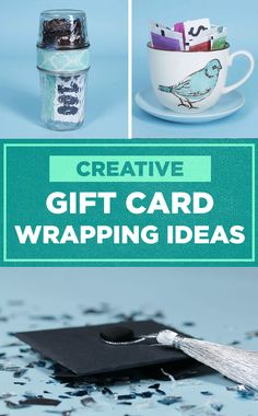 Give gift cards an upgrade with these clever wrapping ideas!