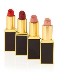 4 Piece Lip Color Boxed Gift Set: Tom Ford