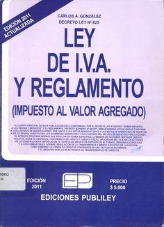 #leydeivayreglamento #impuestoalvaloragregado #carlosgonzález #leonelgonzález #impuestoalvaloragregado #aspectosjurídicos #derechotributario #escueladecomerciodesantiago #bibliotecaccs