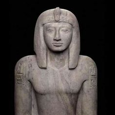Statue of Seti ll....fifth ruler if the 19th Dynasty in Egypt.