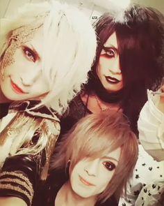 """MEJIBRAY ⓂiA❤ su Twitter: """"熊本さんくすな 達也さん(DIAURA)綴んパンチ様と Mia and Tsuzuku (Mejibray) and Tatsuya (Diaura)"""