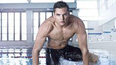 Naturellement bien .: Le champion de natation .