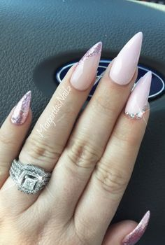 #clientnailfie #clientview #nails #stilettonails #nailie