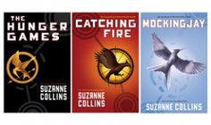 The Hunger Games Trilogy by Suzanne Collins!!! I've lost track of how many times I've read these books