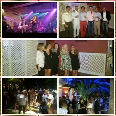 Privat Party En  Las Palmas de Gran Canaria.. El mundo contra el cáncer. ..