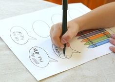 the day the crayons quit activity for kids
